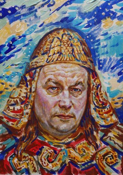 Руководитель аппарата президента РТ Асгат Сафаров (хан Аттила)