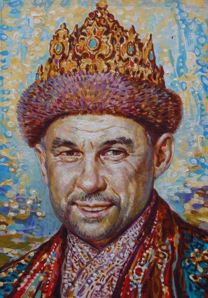 Президент Татарстана Рустам Минниханов (Хан Тимерхан)