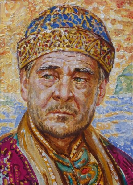 Бывший президент Татарстана Минтимер Шаймиев (Хан Алмуш)