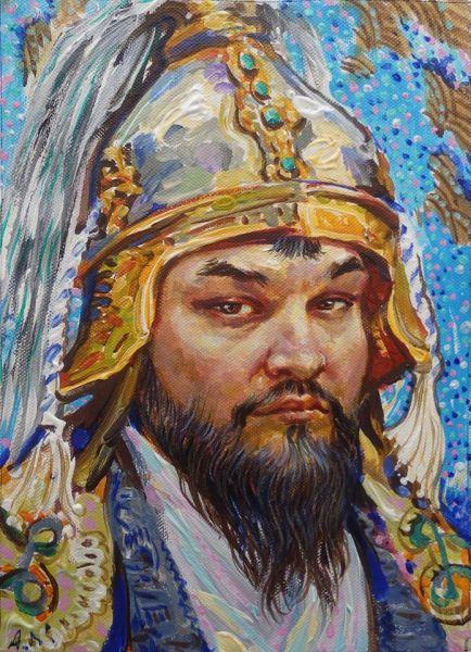 Глава Татспиртпрома Ирек Миннахметов (Чингисхан)