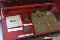 Личные вещи и одежда бойцов Советской Армии