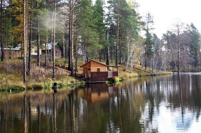 Туристы из соседних областей обожают челябинские озёра.