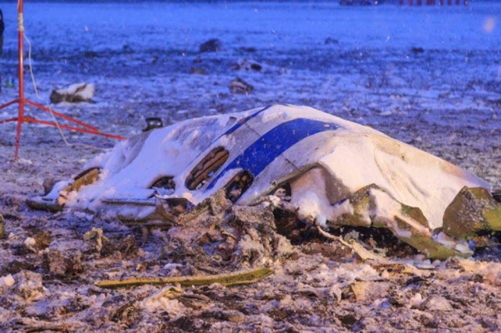 19 марта при заходе на посадку разбился самолет, выполняющий рейс FZ 981 по маршруту Дубай – Ростов-на-Дону.