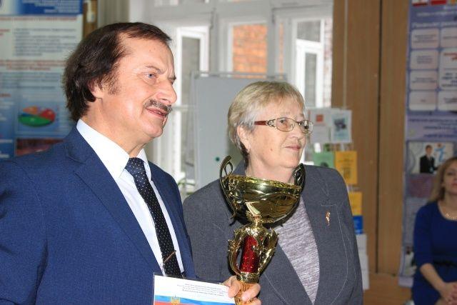 По итогам конкурса областной Центр развития творчества детей и юношества стал лауреатом III степени.
