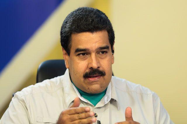 Мадуро закрыл границу сКолумбией натрое суток