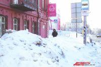 Новосибирск утонул в снегу