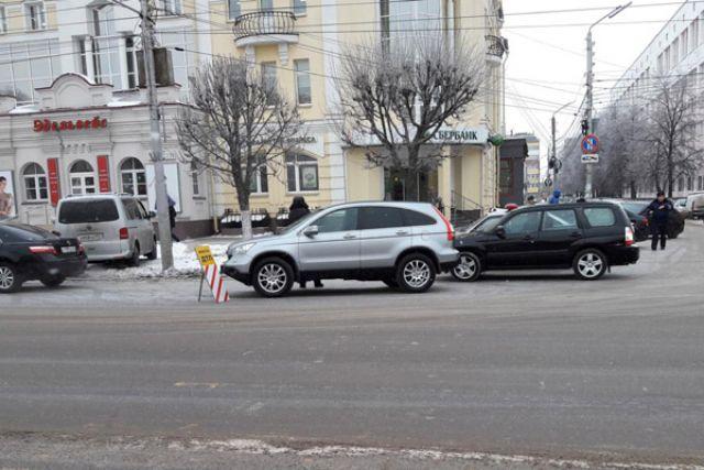 Вначале рабочей недели на трассах вРязанской области сбили 2-х пенсионерок