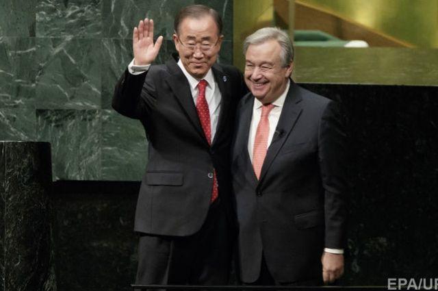 Впредставительстве международной организации ООН сегодня состоится присяга девятого генерального секретаря