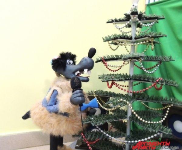 Кто не знает волка - персонажа и сегодня популярного мультфильма «Ну, погоди!»