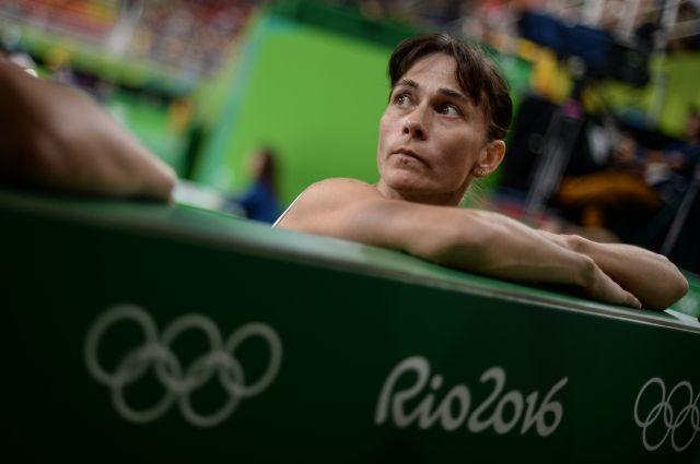 Гимнастка Чусовитина угодила вКнигу рекордов Гиннесса