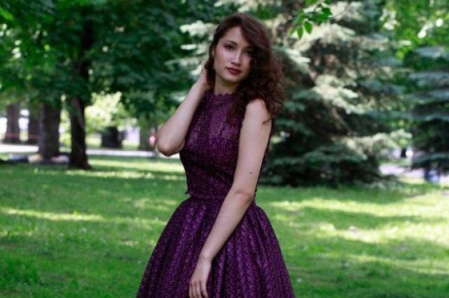 Динара Хафизова - студентка Оренбургского государственного института искусств им. Л. и М. Ростроповичей.