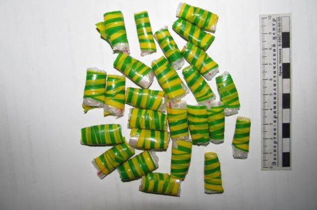 Свыше 1кг синтетических наркотиков изъяли работники милиции вНижневартовске