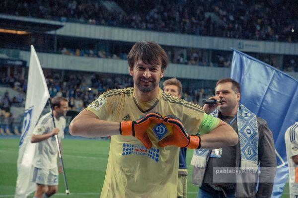 Без сомнения, это один из лучших вратарей за всю историю киевского «Динамо»