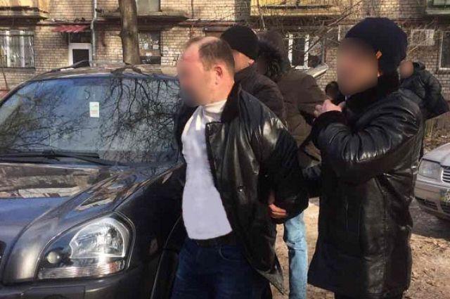 ВЗапорожье задержали полицейского-взяточника
