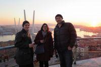 Золотой мост - для иностранцев символ города