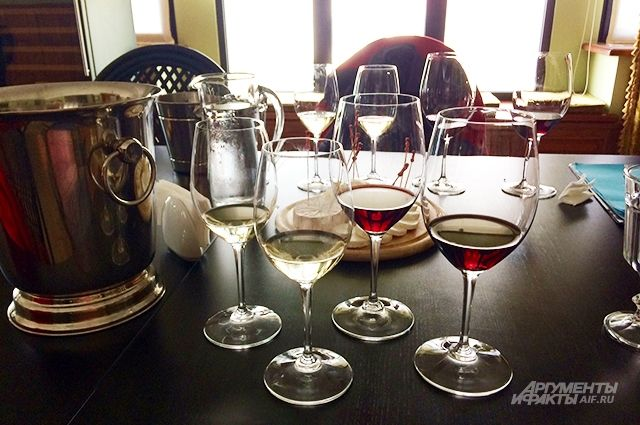 Вино будут производить по технологии бийских разработчиков