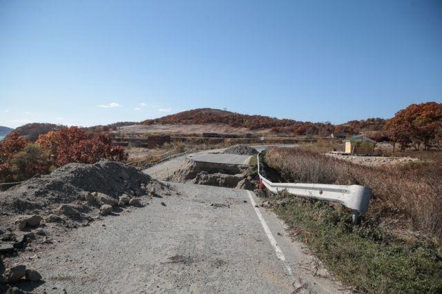 Пункт длительного размещения открыли впострадавшем оттайфуна поселке Приморья