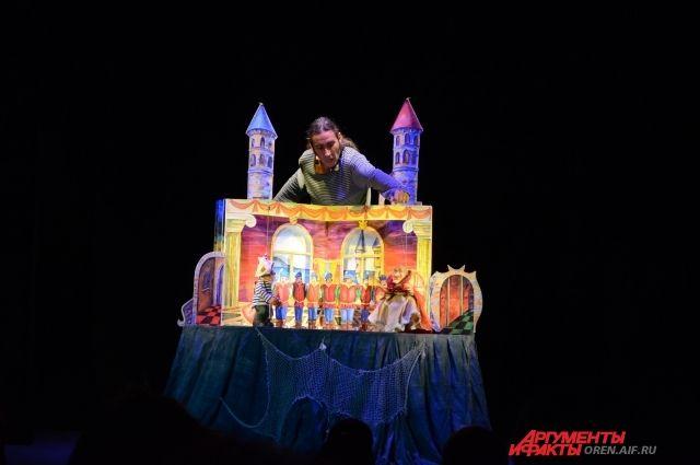 Театр кукол начинает показывать новогодние спектакли