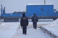 Кузбассовец украл важную деталь тормозной системы поезда.