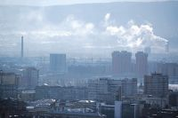 800 звонков о загрязнении воздуха  поступило за год от красноярцев