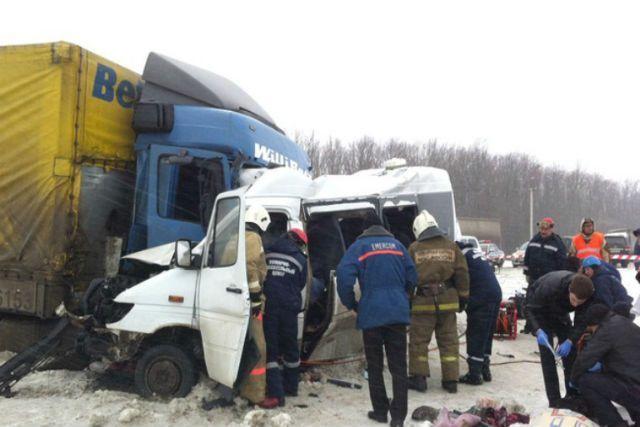 ВУльяновске предъявили обвинение собственнику автобуса, вкотором погибли 9 человек