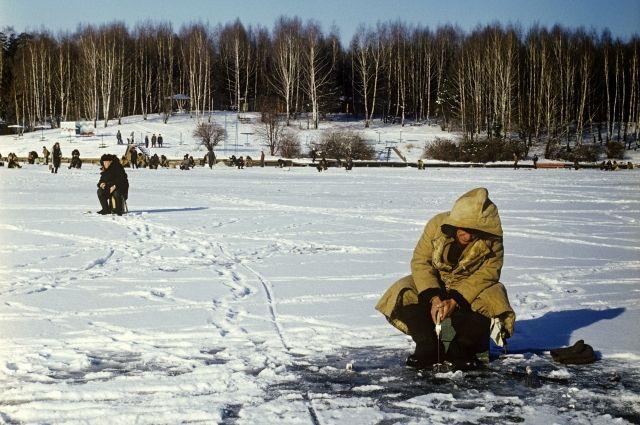Зимняя рыбалка не так проста, как кажется