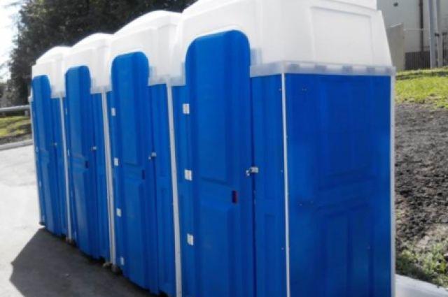 15 биотуалетов установят в Калининграде в местах массового отдыха.