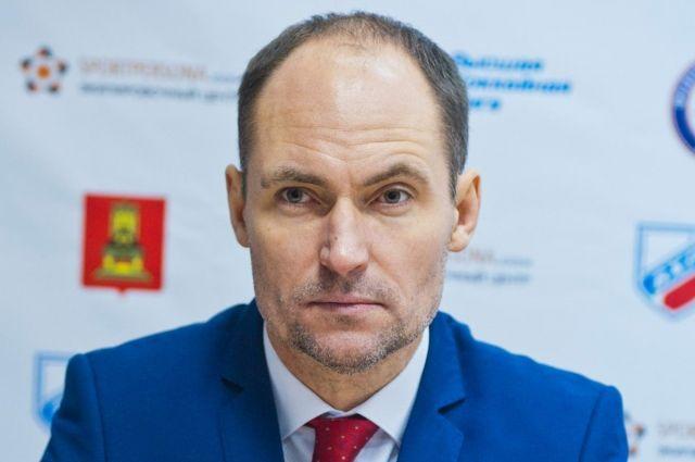 Новым основным тренером «Ижстали» назначен Сергей Душкин