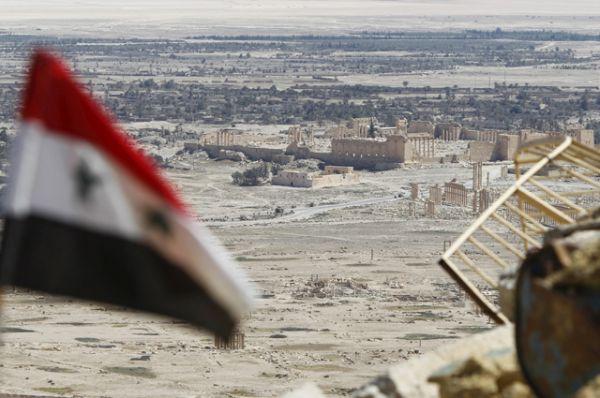 Операция по освобождению Пальмиры была проведена сирийской армией при поддержке ВКС России в марте 2016 года. Город был полностью освобожден 28 марта.