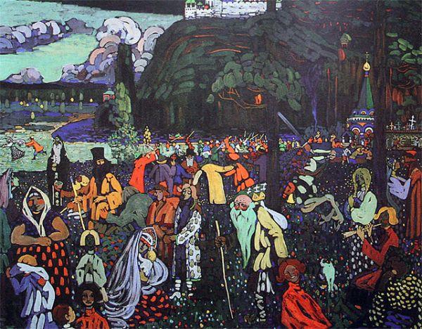 «Пестрая жизнь», 1907 год