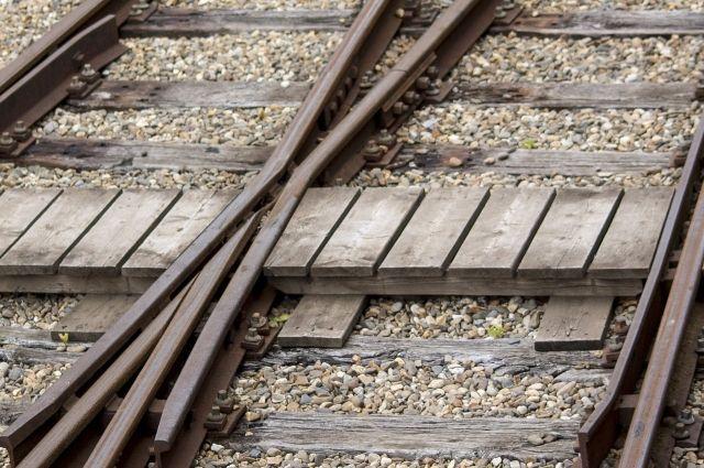 ВКирове грузовой поезд едва несбил девочку