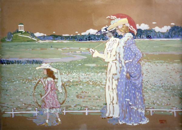 «Лето», 1901 год