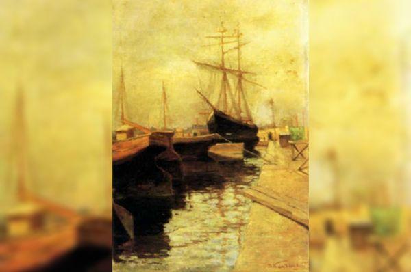 «Одесса. Порт», 1898 год