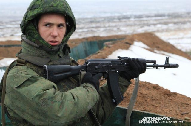 Государственная дума приняла законодательный проект ократкосрочных контрактах военных