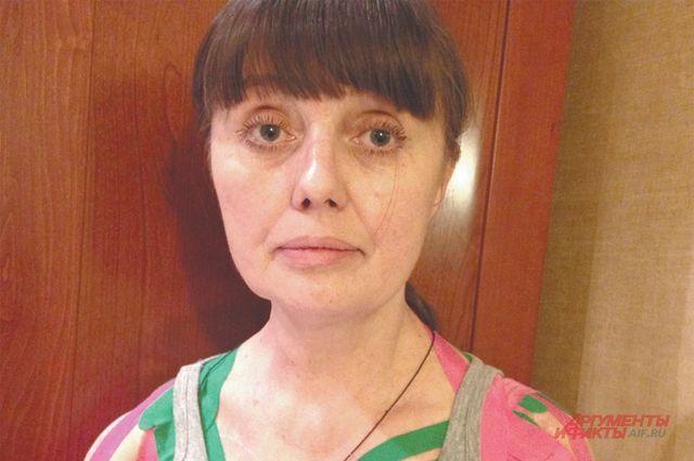 Марина Ужова.