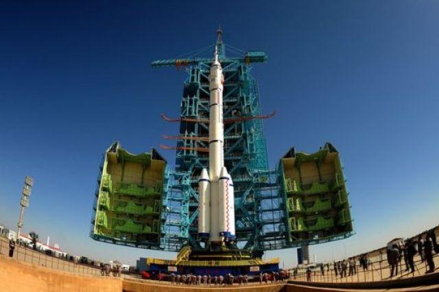 ВКитайской республике закончился эксперимент для космического корабля— Полгода вкапсуле