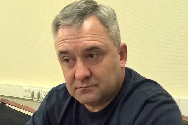 Шамиль Кокинаев.