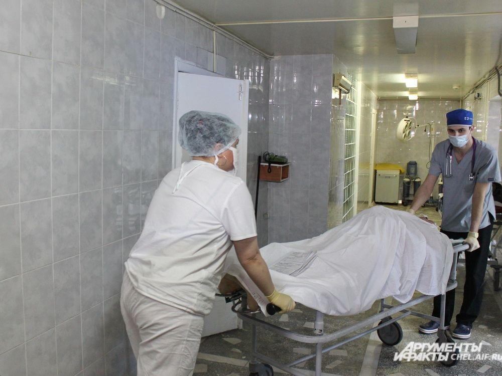 Использование нового аппарата позволит снизить смертность среди пациентов с тяжёлыми черепно-мозговыми травмами.