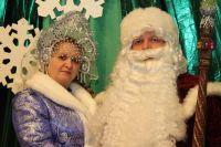 Вопреки устоявшемуся мнению про внучку Снегурочку, Виктория стала супругой Деда Мороза.