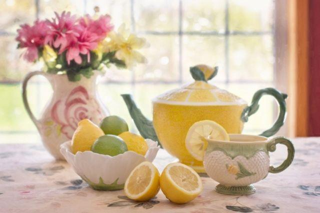 Традиция чаепития очень популярна в России.