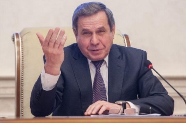 Глава Новосибирской области подвел итоги года