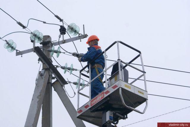 Энергетики назвали даты отключения света впригородах Ульяновска