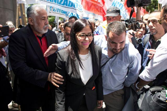 Спецслужбы Аргентины напали на руководителя МИД Венесуэлы
