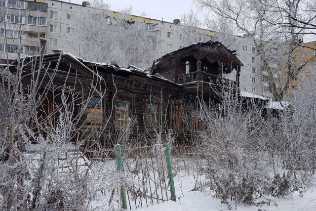 Объект культурного наследия по Цветному бульвару, 6 в Рязани.