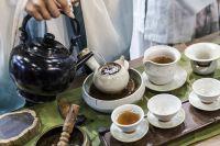 Чайная церемония - возможность дать себе редкую передышку в жизни.