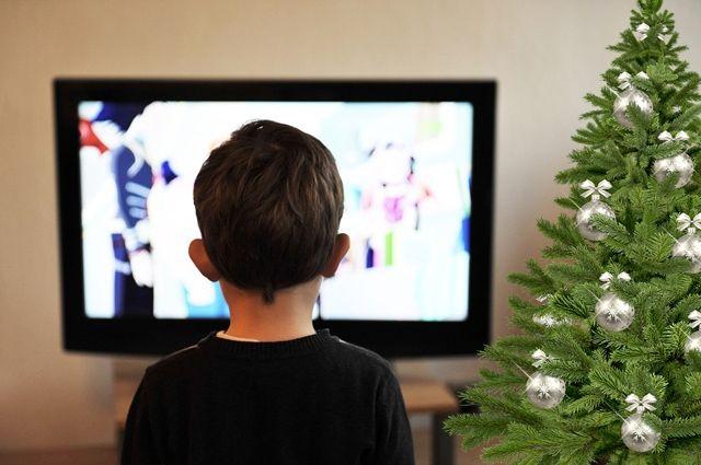 Новогодние фильмы объединяет семью.