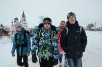Вперед - в зимний поход!