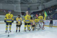 Сборные Пензенской и Брянской областей выйдут на лед СЗК «Дизель-Арена».
