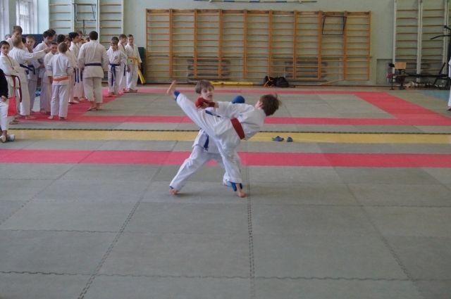 В Новосибирске будут готовить чемпионов по каратэ