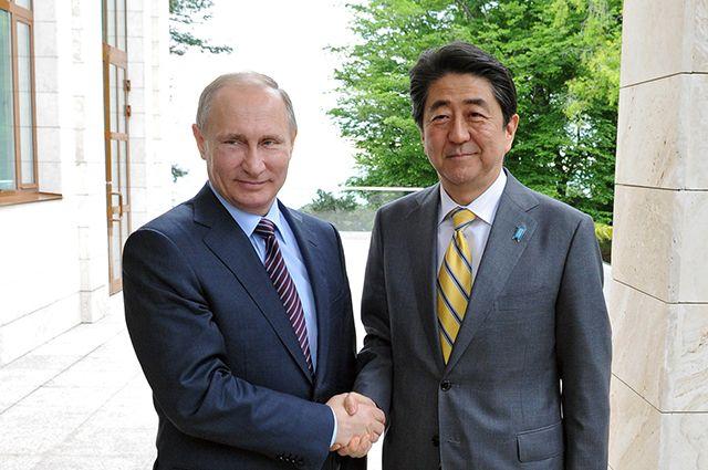 Президент Путин прибыл вЯпонию сдвухдневным визитом 15декабря 2016 11:45